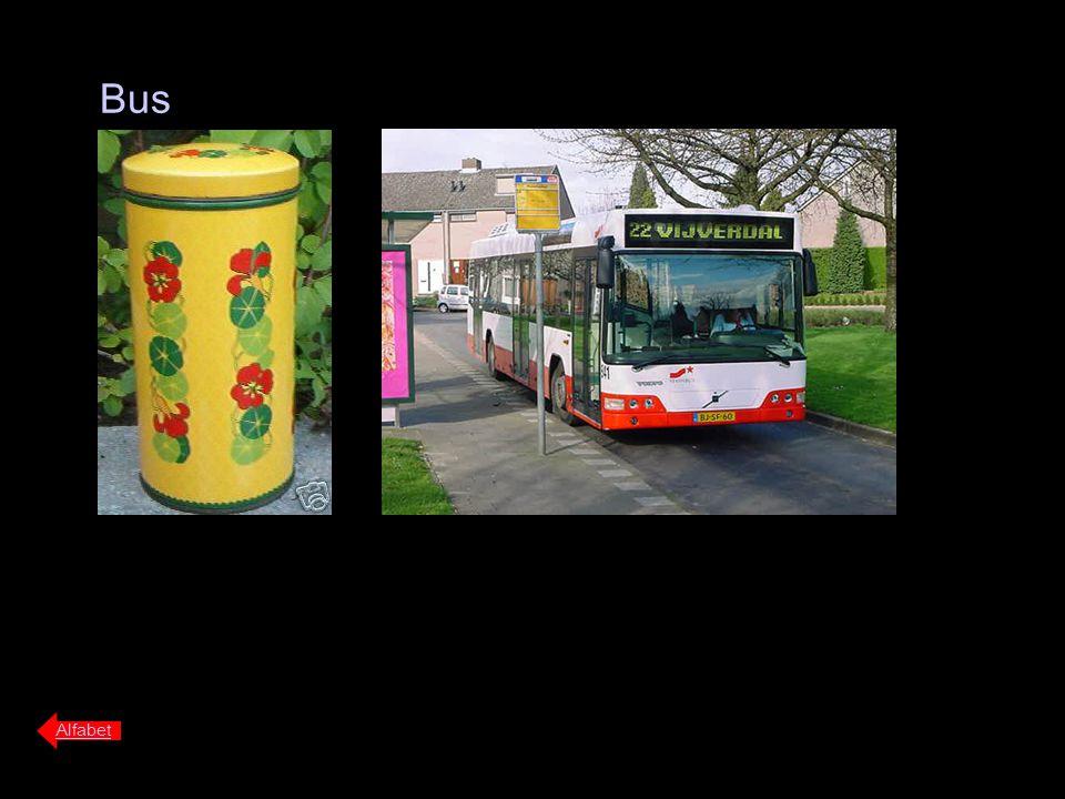 Bus Alfabet