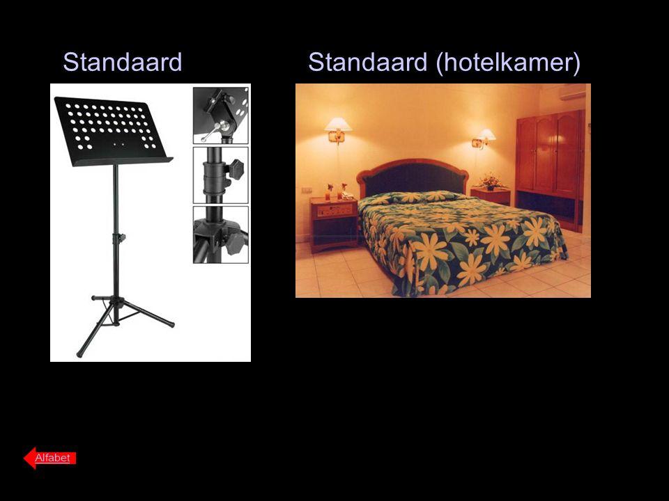 Standaard (hotelkamer)