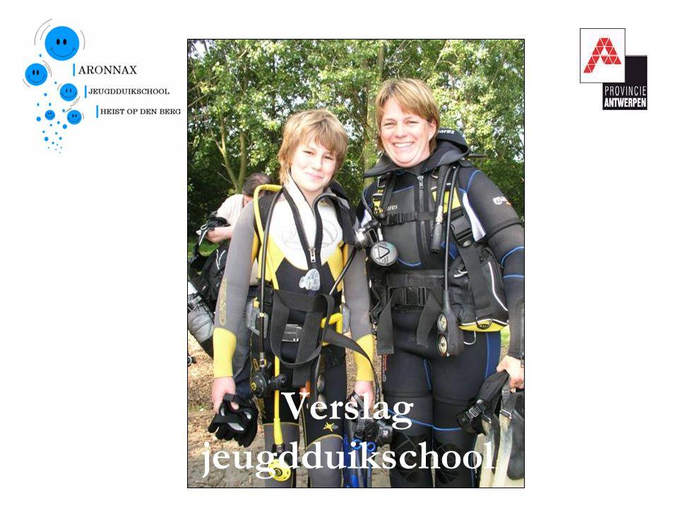 Verslag jeugdduikschool