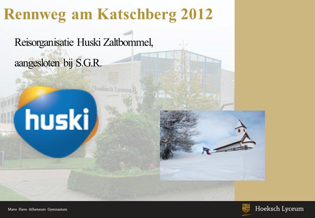 Reisorganisatie Huski Zaltbommel, aangesloten bij S.G.R.
