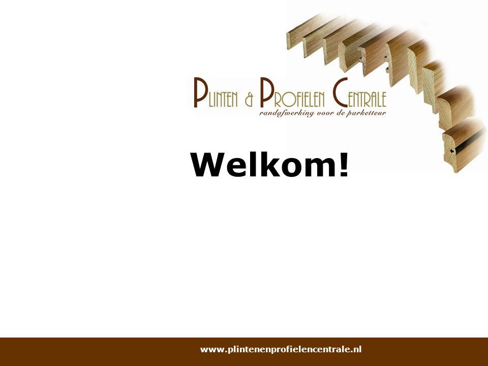 Welkom! www.plintenenprofielencentrale.nl