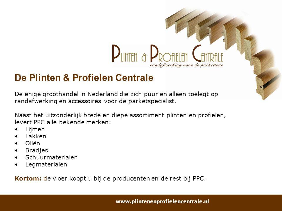 De Plinten & Profielen Centrale