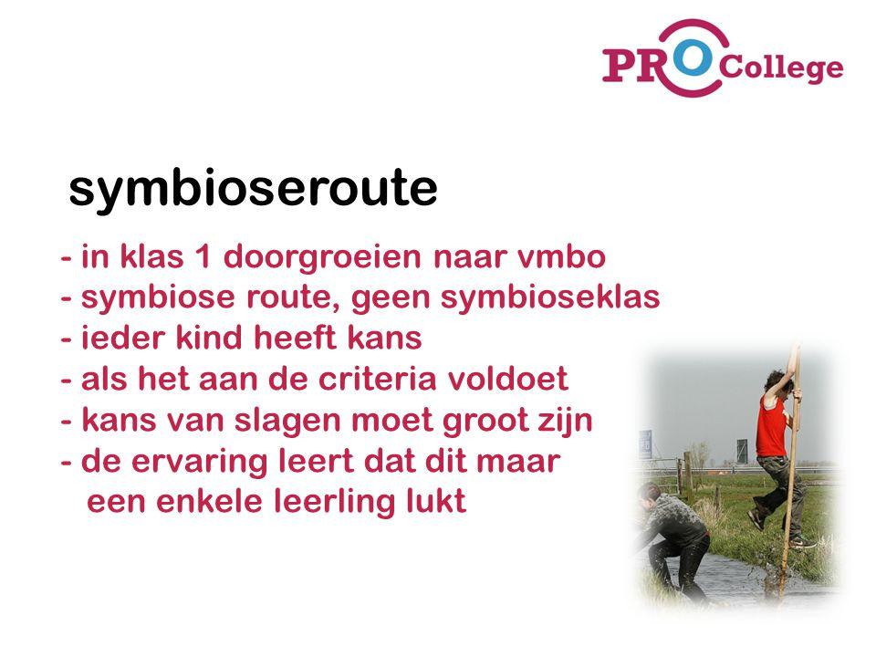 symbioseroute
