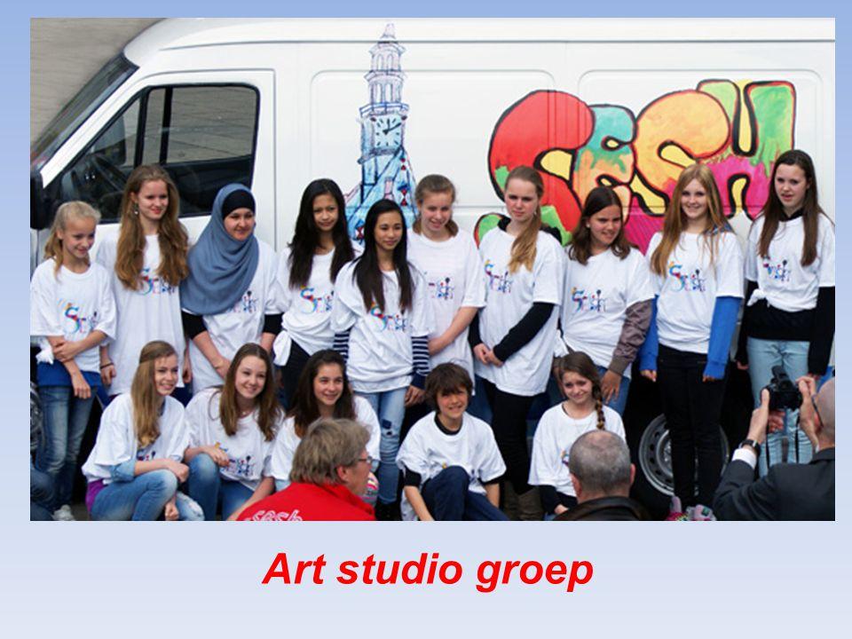 Art studio groep