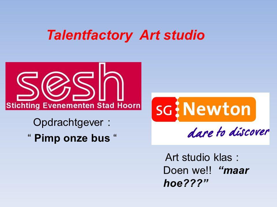 Talentfactory Art studio