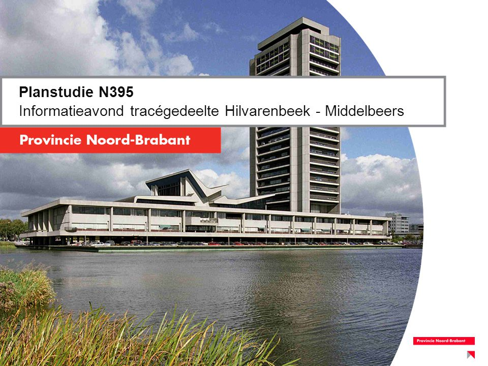 Informatieavond tracégedeelte Hilvarenbeek - Middelbeers