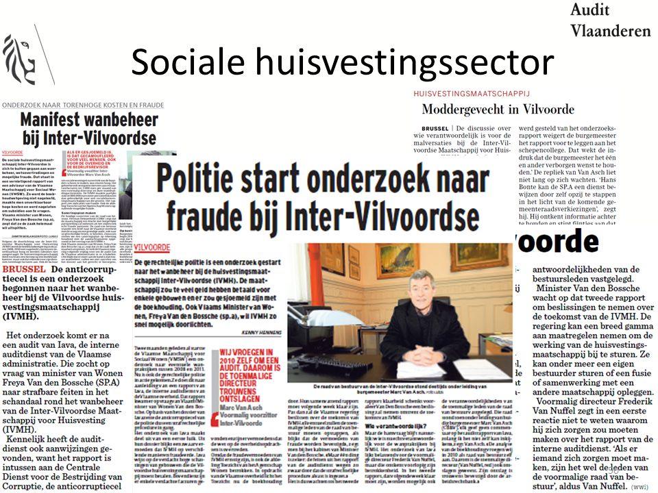 Sociale huisvestingssector