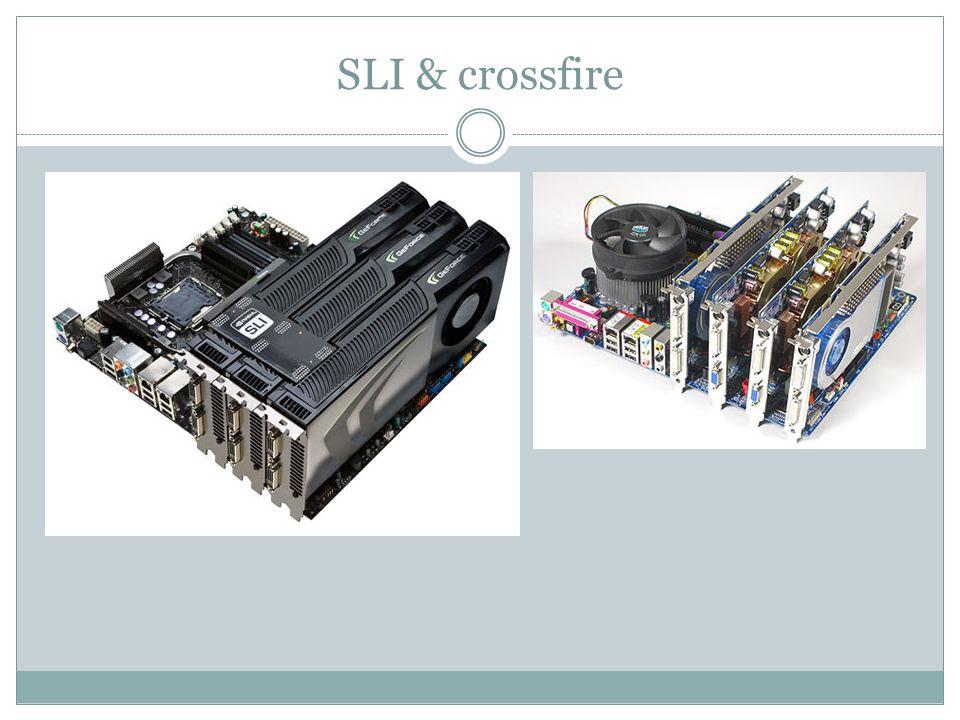 SLI & crossfire