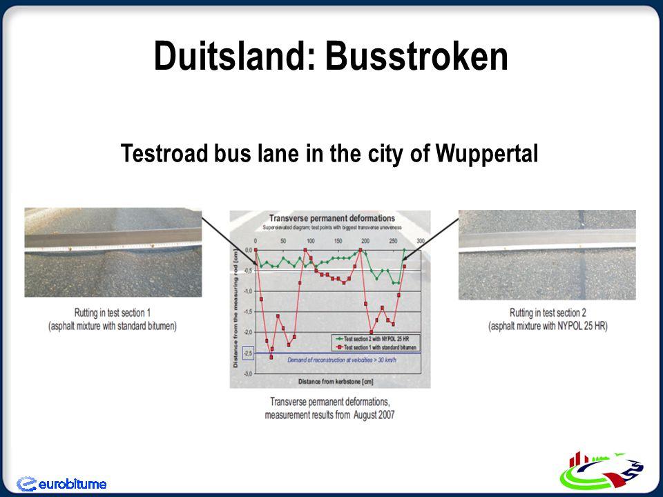 Duitsland: Busstroken