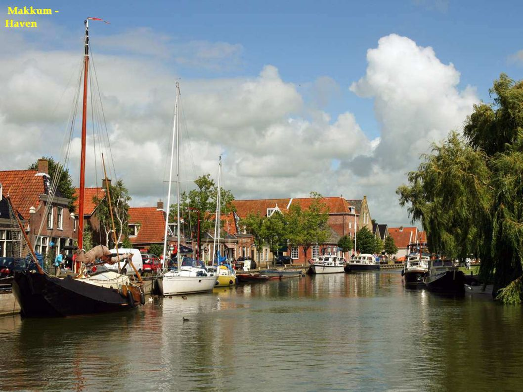 Makkum - Haven