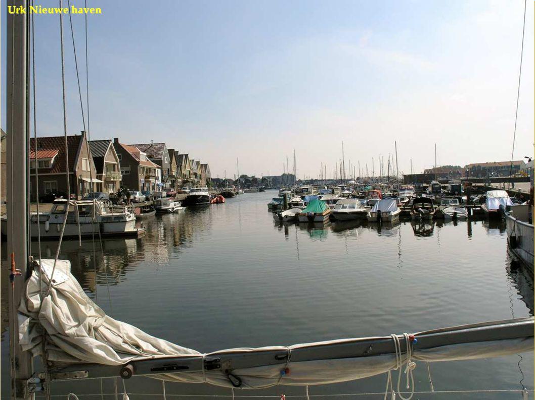Urk Nieuwe haven