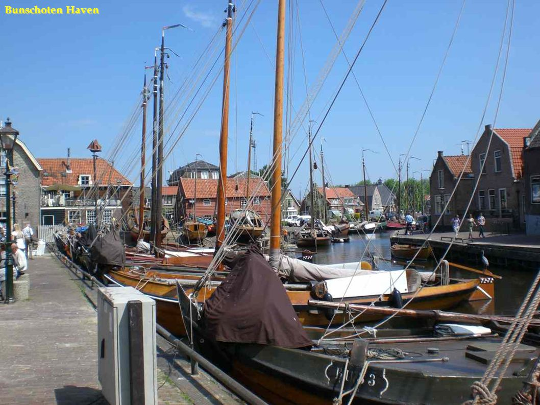 Bunschoten Haven