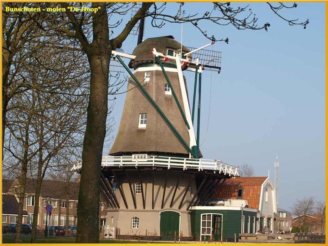 Bunschoten - molen De-Hoop