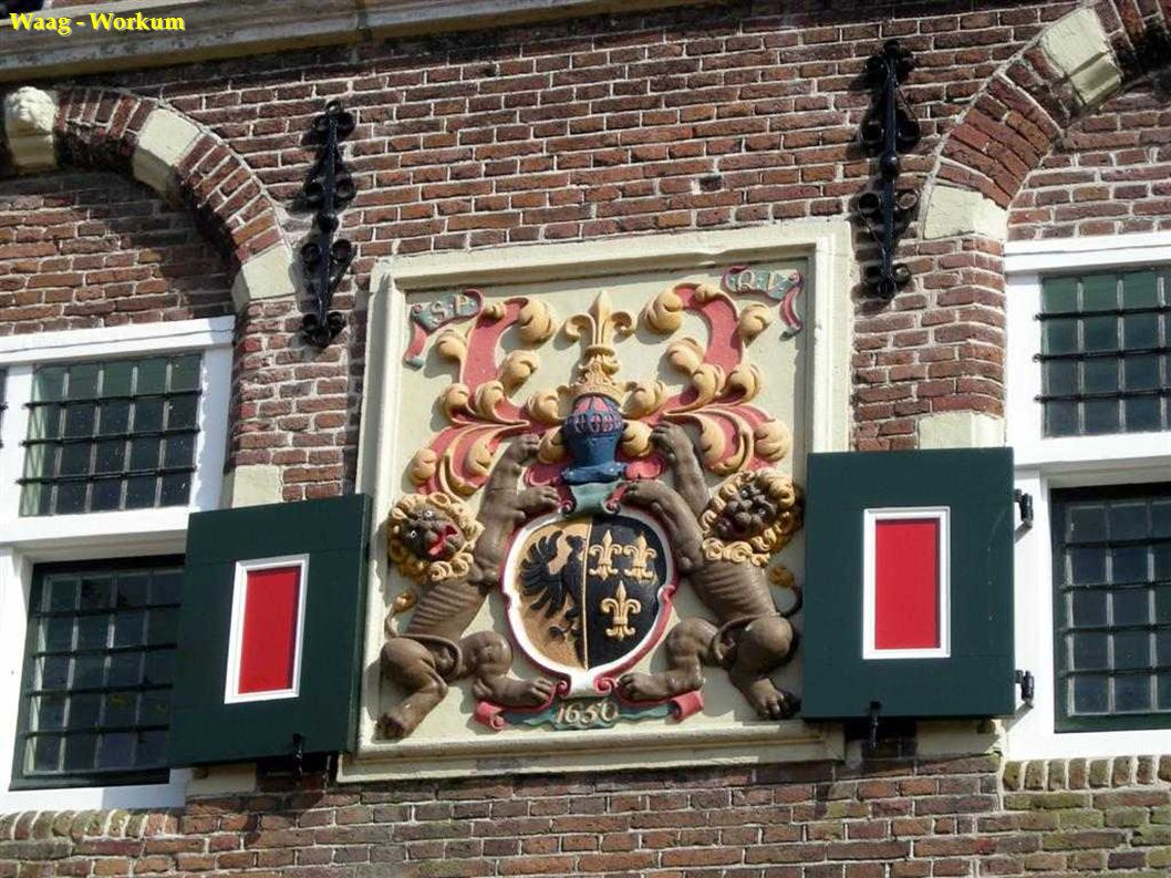 Waag - Workum