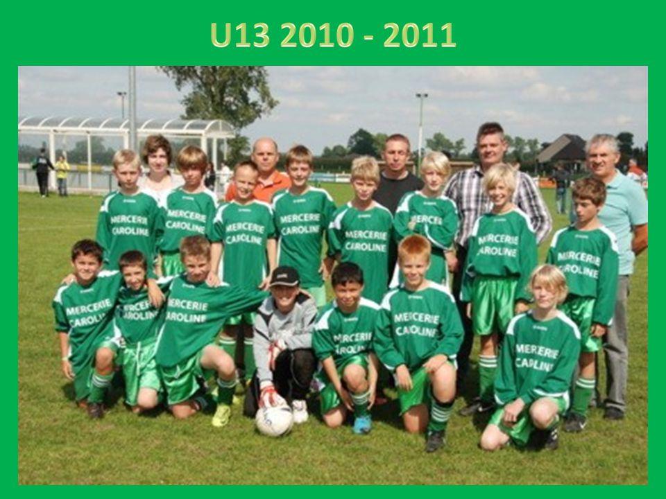U13 2010 - 2011