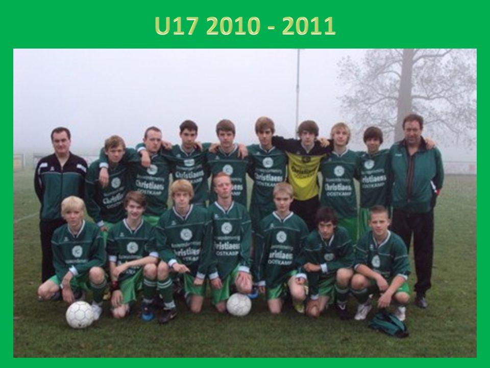 U17 2010 - 2011