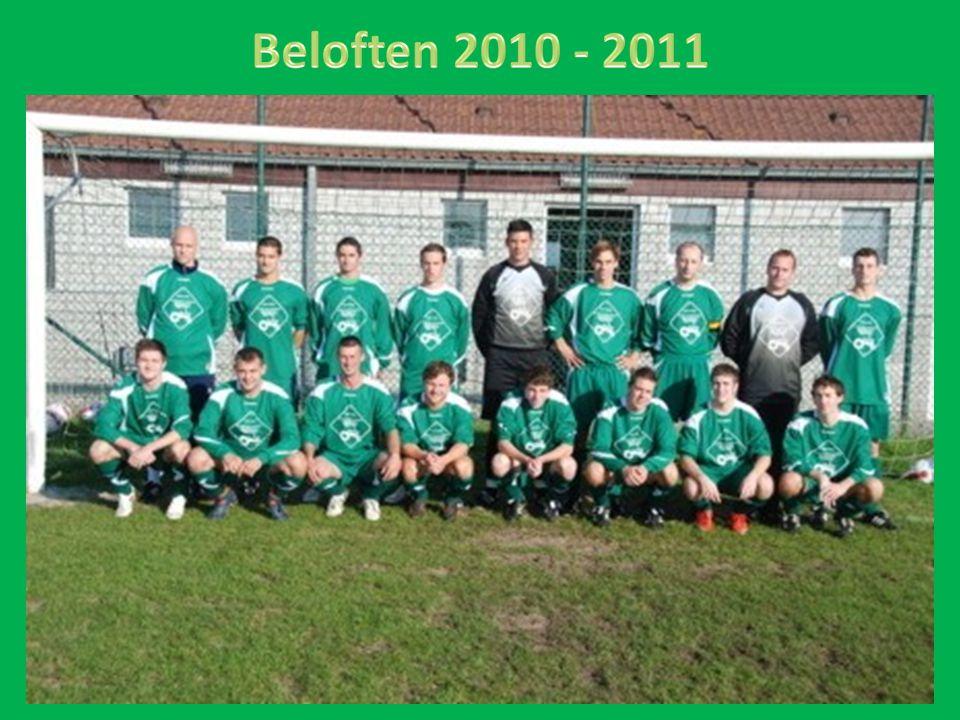 Beloften 2010 - 2011
