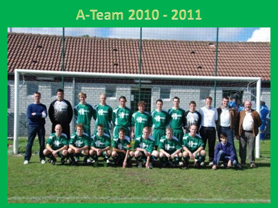 A-Team 2010 - 2011