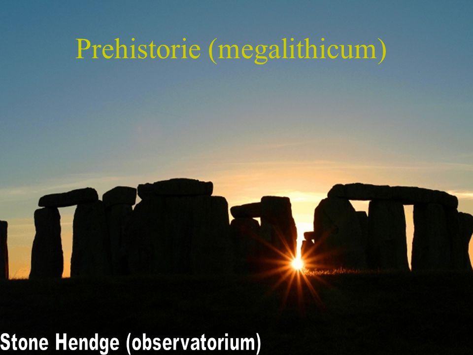 Prehistorie (megalithicum)