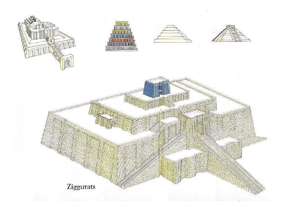 Mesopotamische bouwkunst