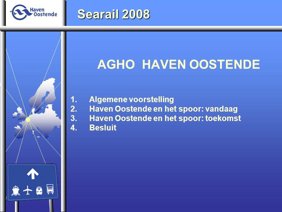 Searail 2008 AGHO HAVEN OOSTENDE Algemene voorstelling