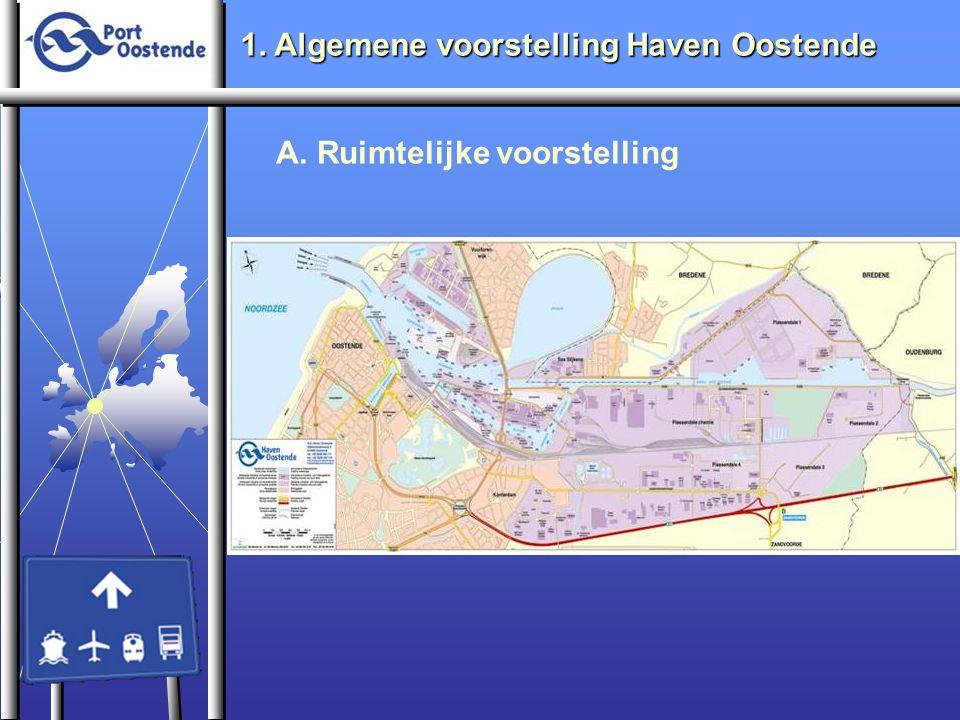 1. Algemene voorstelling Haven Oostende