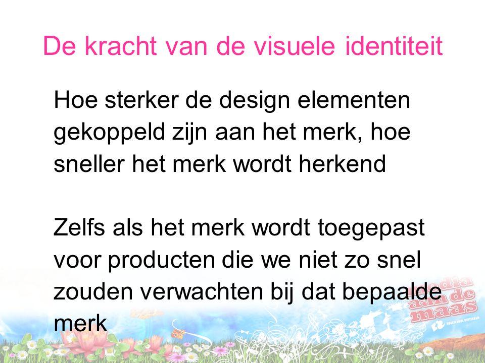 De kracht van de visuele identiteit