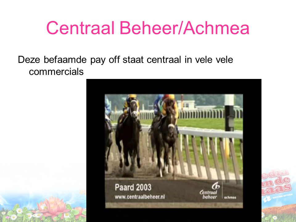 Centraal Beheer/Achmea