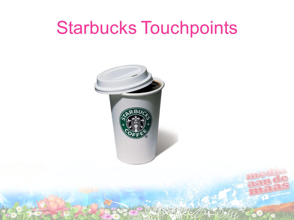 Starbucks Touchpoints