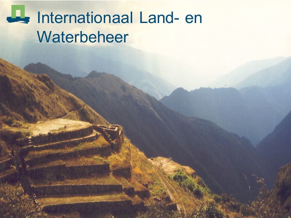 Internationaal Land- en Waterbeheer