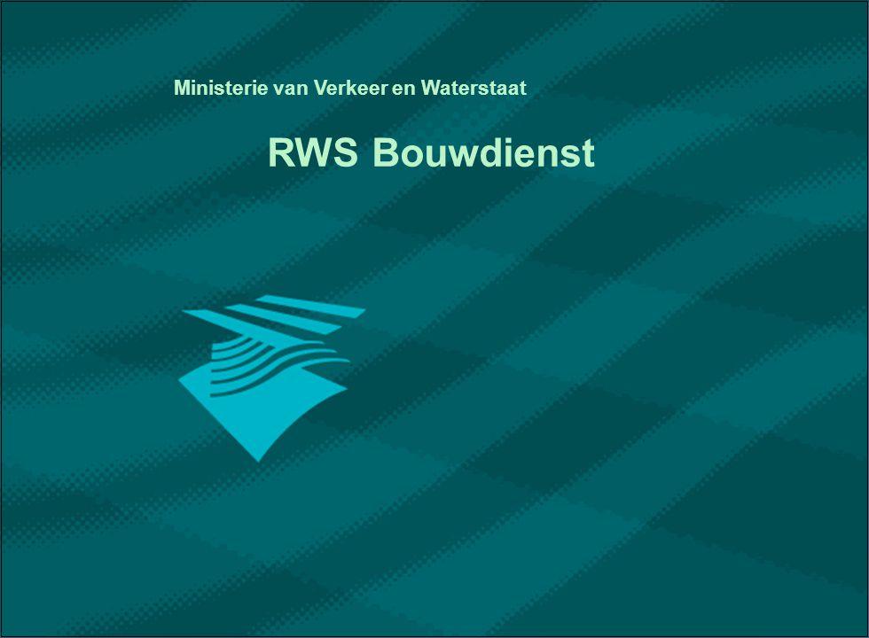RWS Bouwdienst Ministerie van Verkeer en Waterstaat 03-02-2005