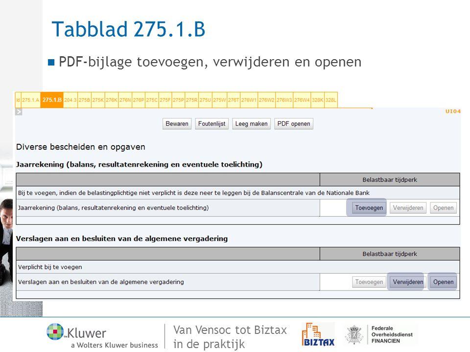 Tabblad 275.1.B PDF-bijlage toevoegen, verwijderen en openen