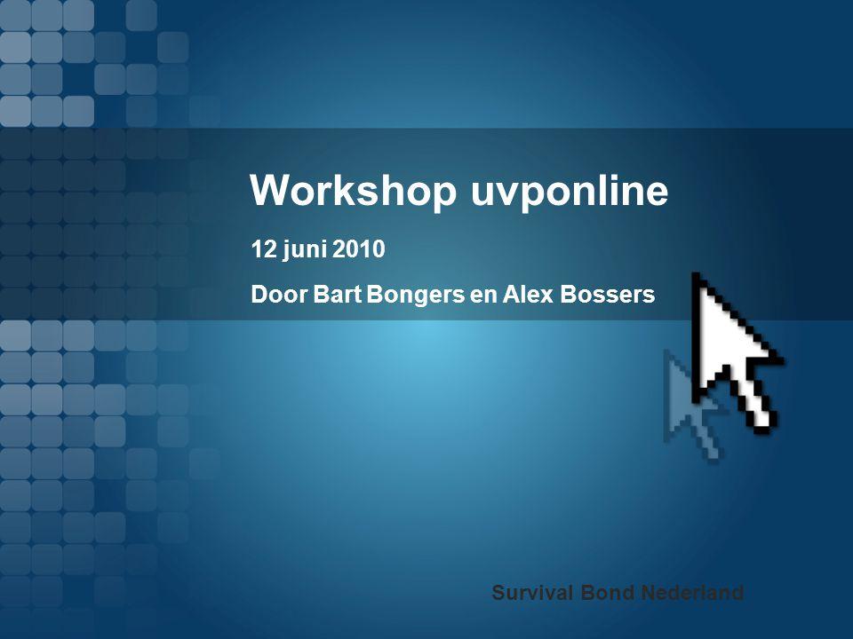 12 juni 2010 Door Bart Bongers en Alex Bossers