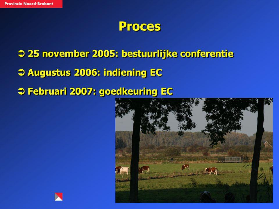 Proces 25 november 2005: bestuurlijke conferentie
