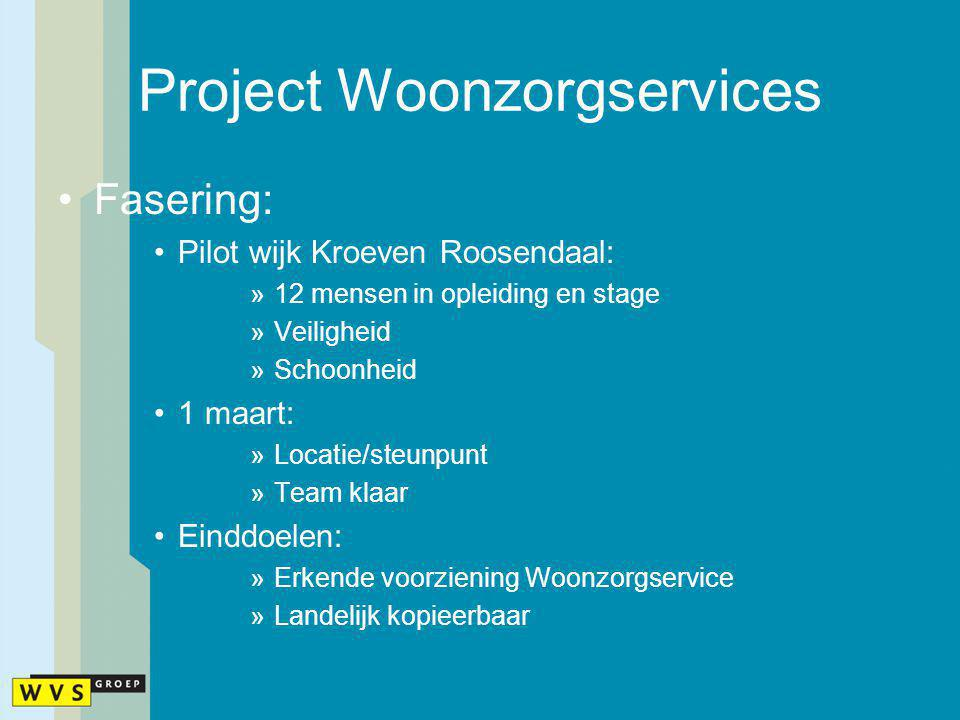 Project Woonzorgservices