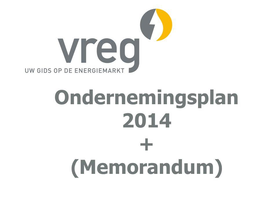 Ondernemingsplan 2014 + (Memorandum)