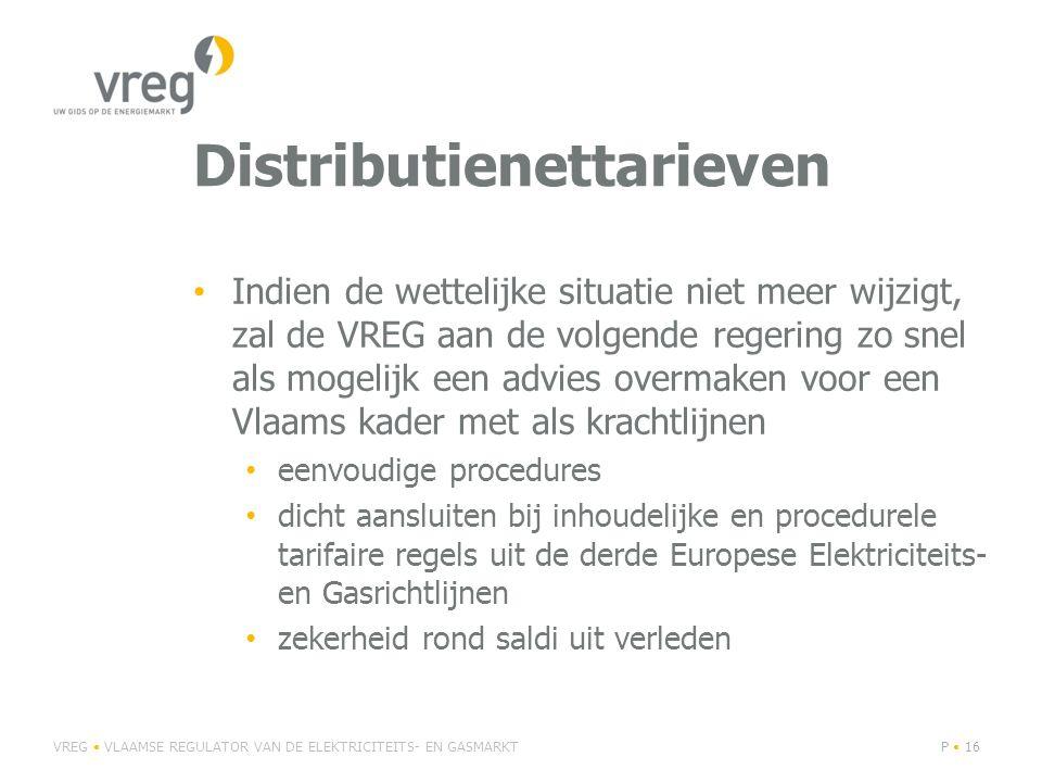 Distributienettarieven