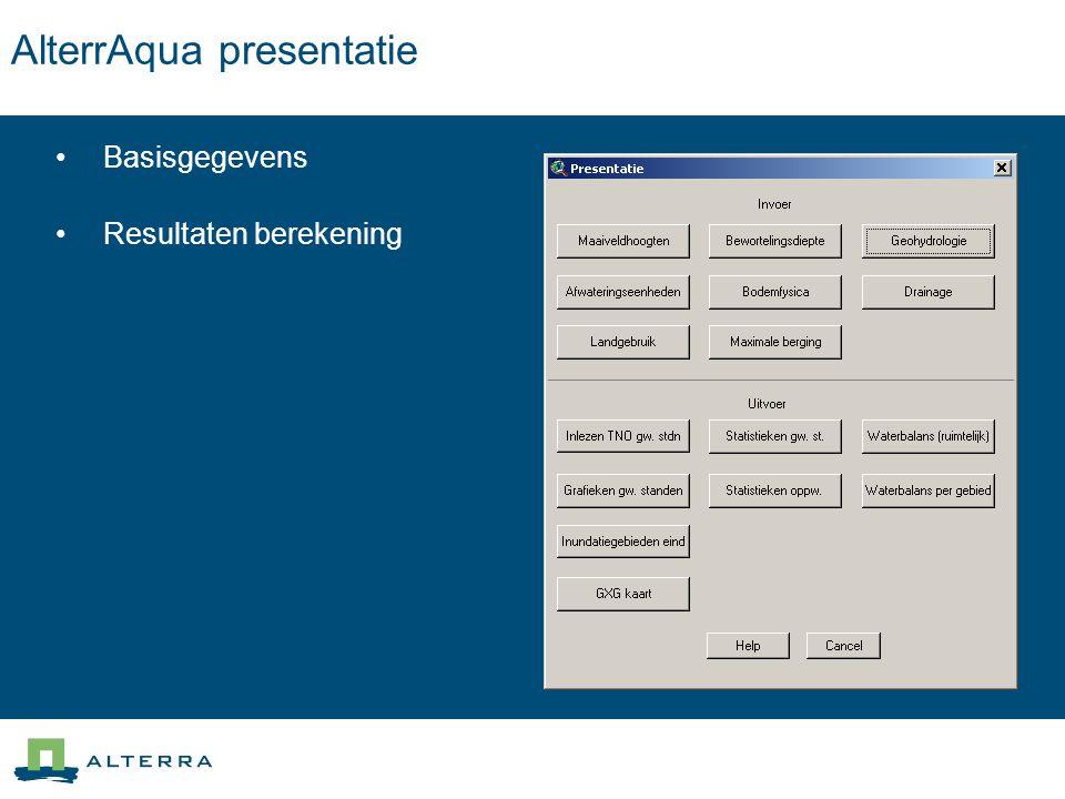 AlterrAqua presentatie