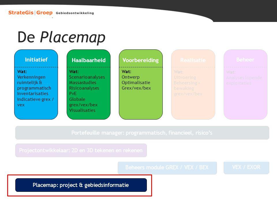 De Placemap Initiatief Haalbaarheid Voorbereiding Realisatie Beheer