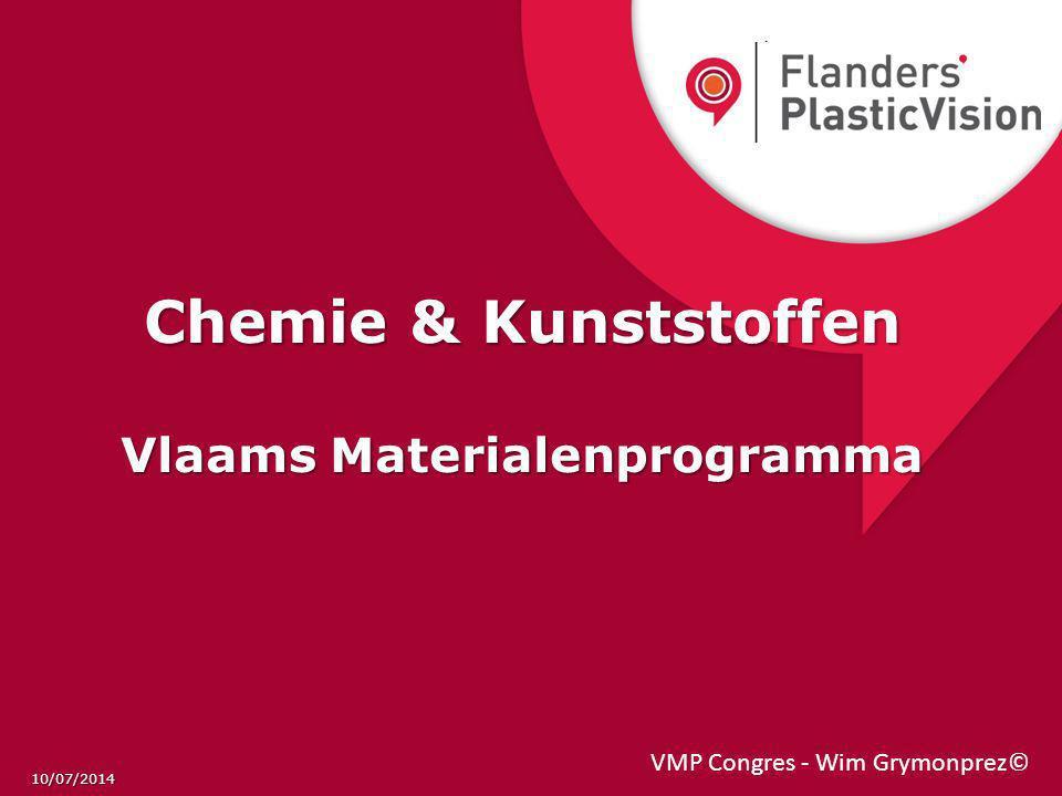 Chemie & Kunststoffen Vlaams Materialenprogramma
