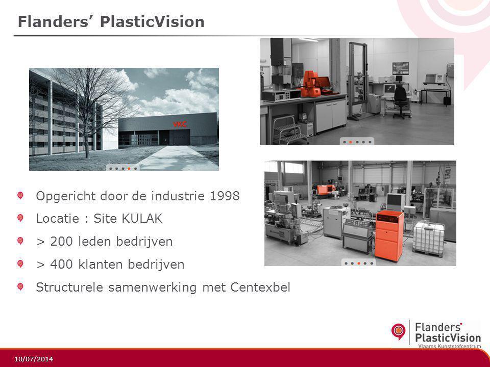 Flanders' PlasticVision