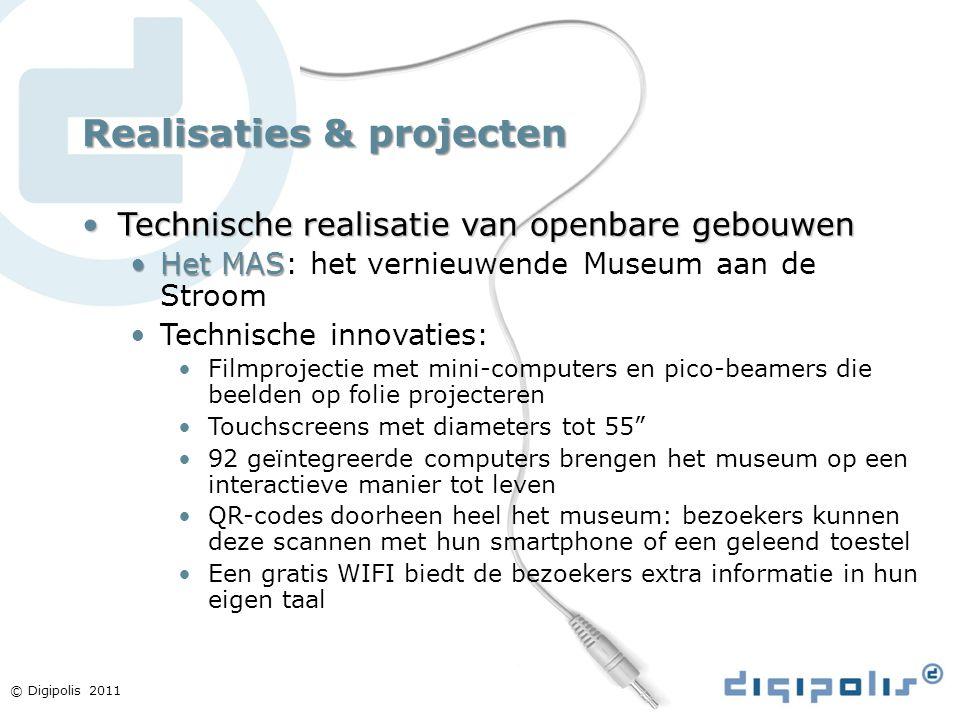 Realisaties & projecten