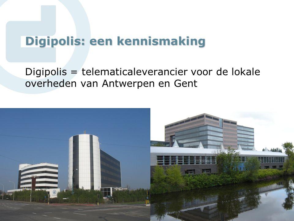 Digipolis: een kennismaking