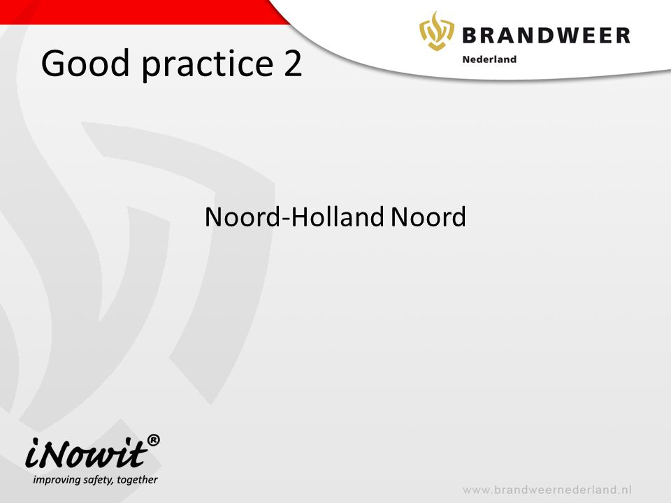 Good practice 2 Noord-Holland Noord