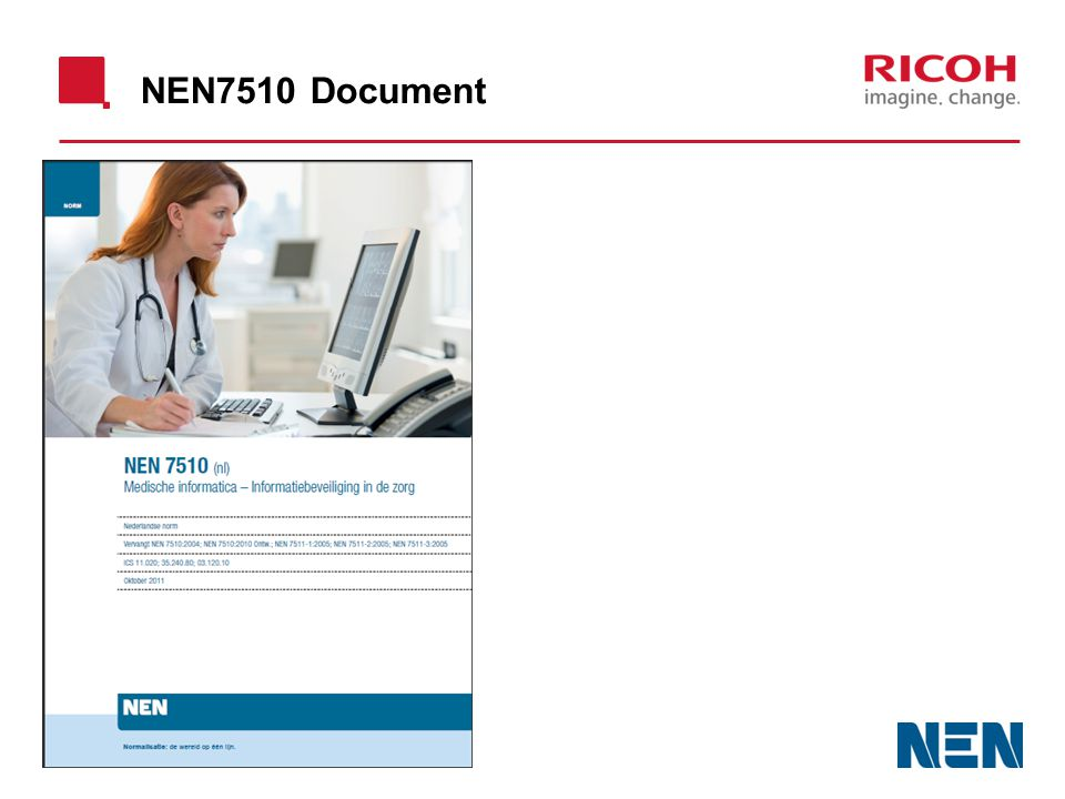 NEN7510 Document
