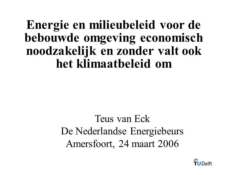 De Nederlandse Energiebeurs