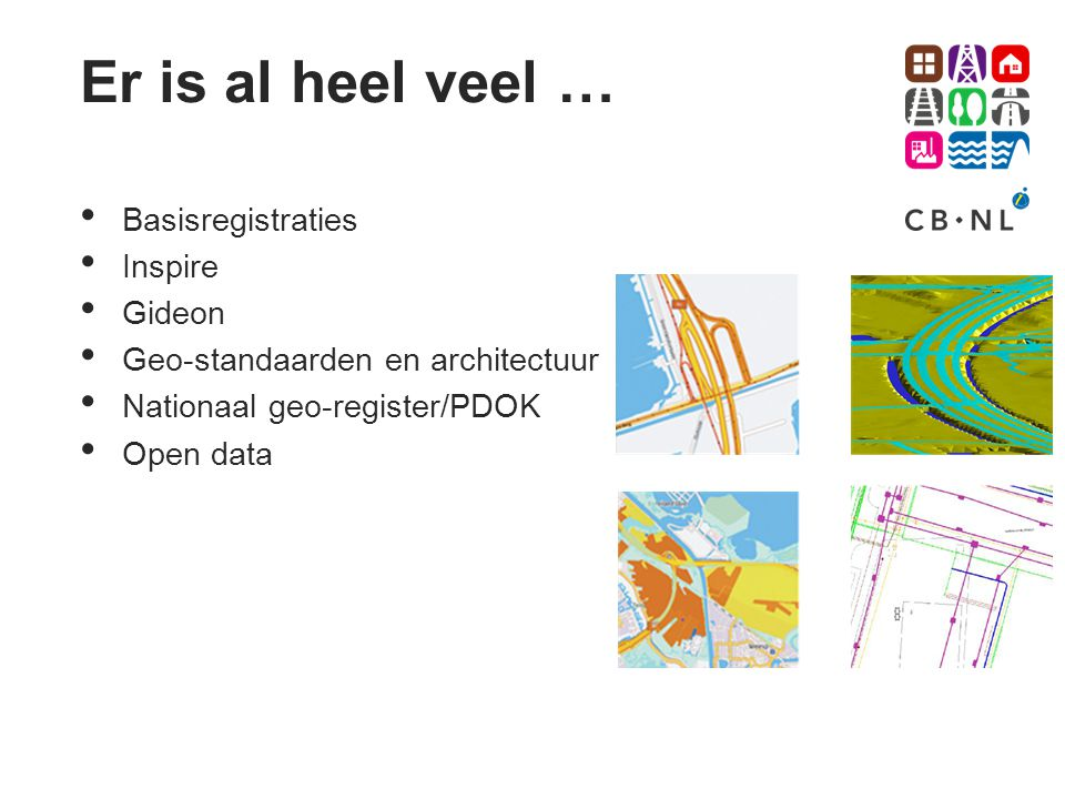 Er is al heel veel … Basisregistraties Inspire Gideon
