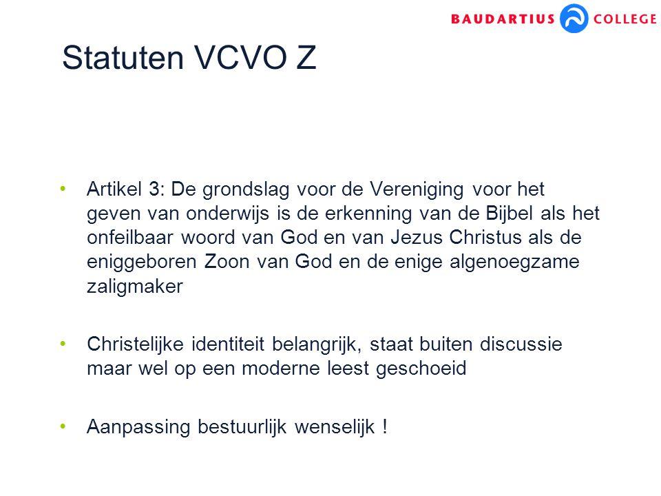 Statuten VCVO Z