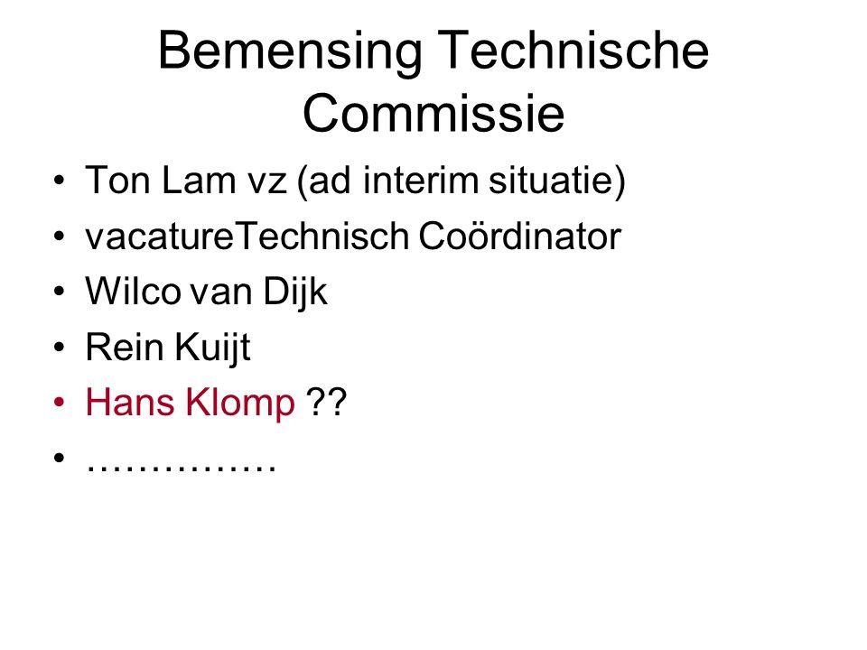 Bemensing Technische Commissie
