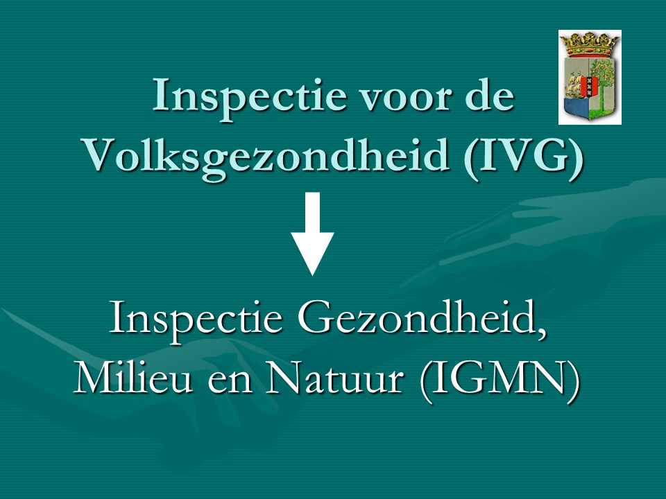 Inspectie voor de Volksgezondheid (IVG)